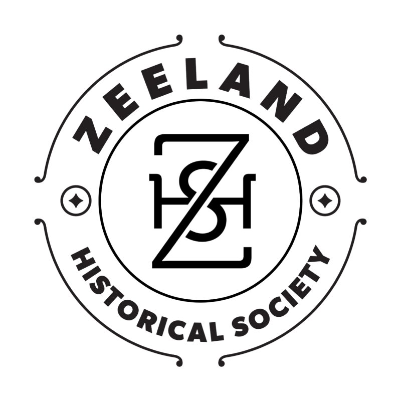 ZHS Circle Monogram by Zeeland Historical Society's Online Store