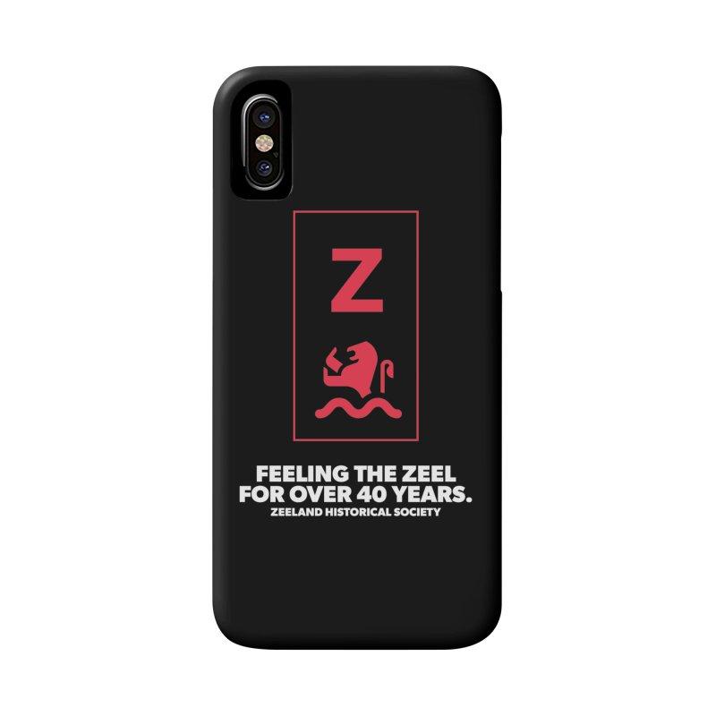 Feeling the Zeel (reversed) Accessories Phone Case by Zeeland Historical Society's Online Store