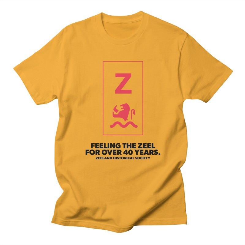 Feeling the Zeel Women's Regular Unisex T-Shirt by Zeeland Historical Society's Online Store
