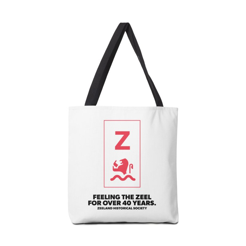 Feeling the Zeel Accessories Tote Bag Bag by Zeeland Historical Society's Online Store