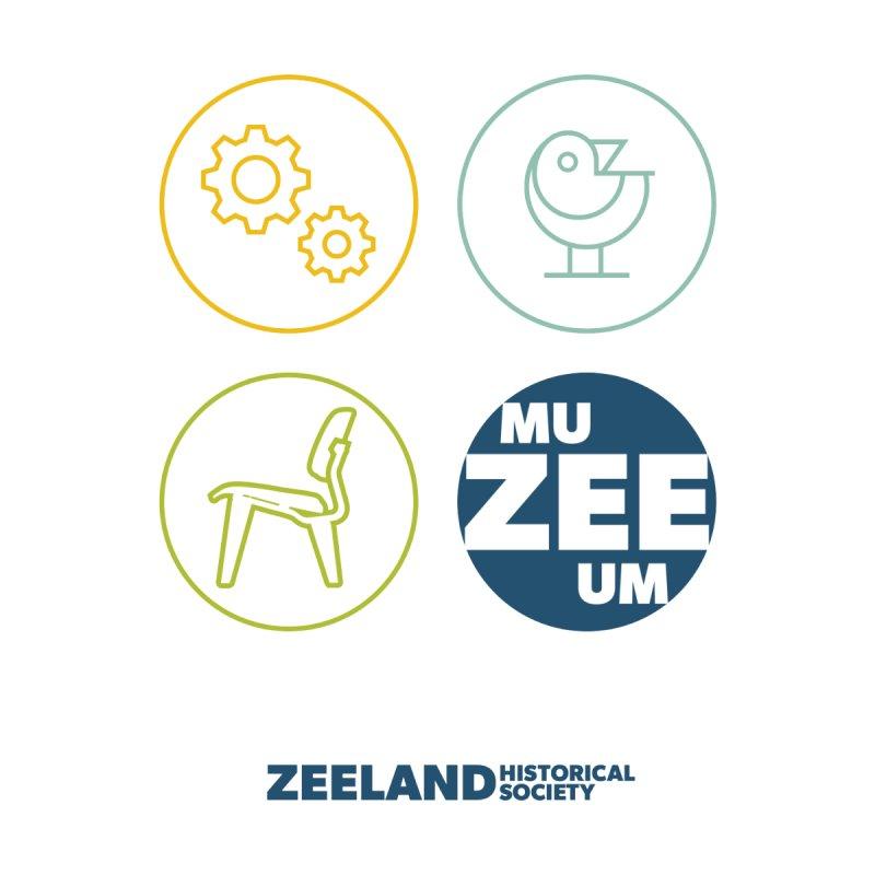 MU-ZEE-UM circles by Zeeland Historical Society's Online Store