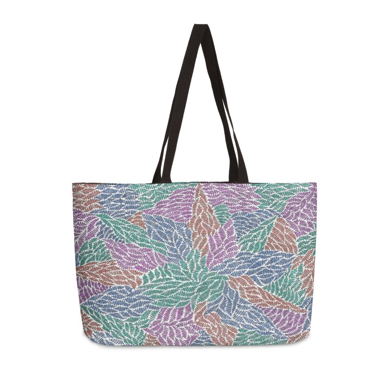 Sprout Accessories Bag by Zia Foley's Artist Shop