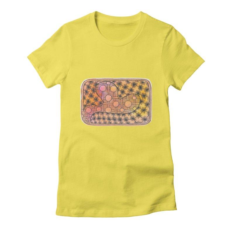Holy Heart Women's T-Shirt by Zia Foley's Artist Shop