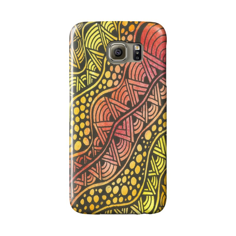 Beneath our Feet Accessories Phone Case by Zia Foley's Artist Shop