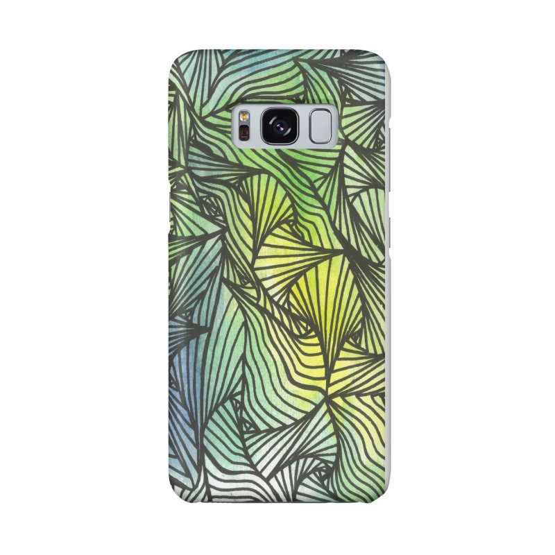 Thorny Waters Accessories Phone Case by Zia Foley's Artist Shop