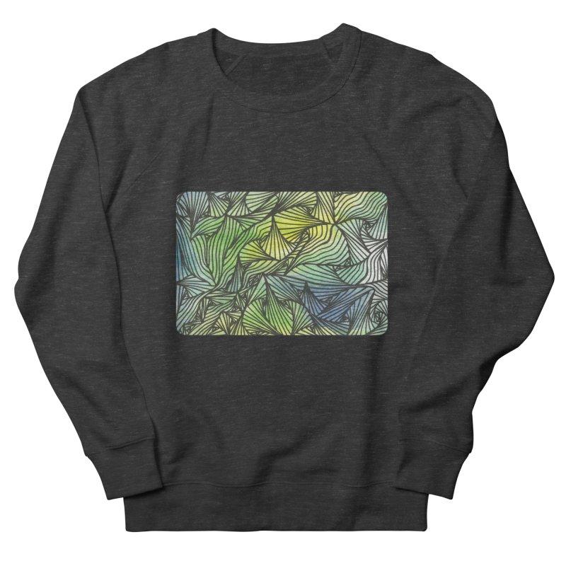 Thorny Waters Women's Sweatshirt by Zia Foley's Artist Shop