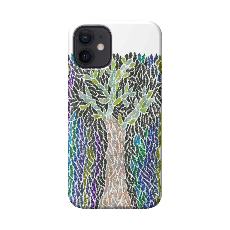 Zhe tree Accessories Phone Case by Zia Foley's Artist Shop