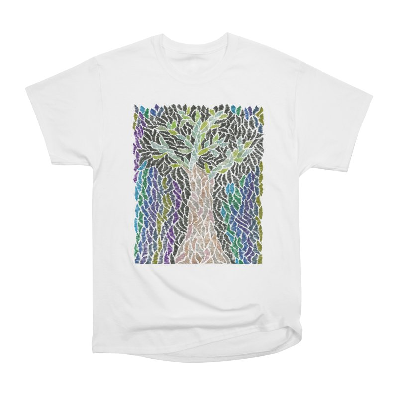 Zhe tree Women's T-Shirt by Zia Foley's Artist Shop