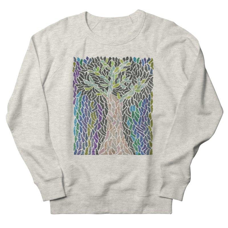 Zhe tree Women's Sweatshirt by Zia Foley's Artist Shop
