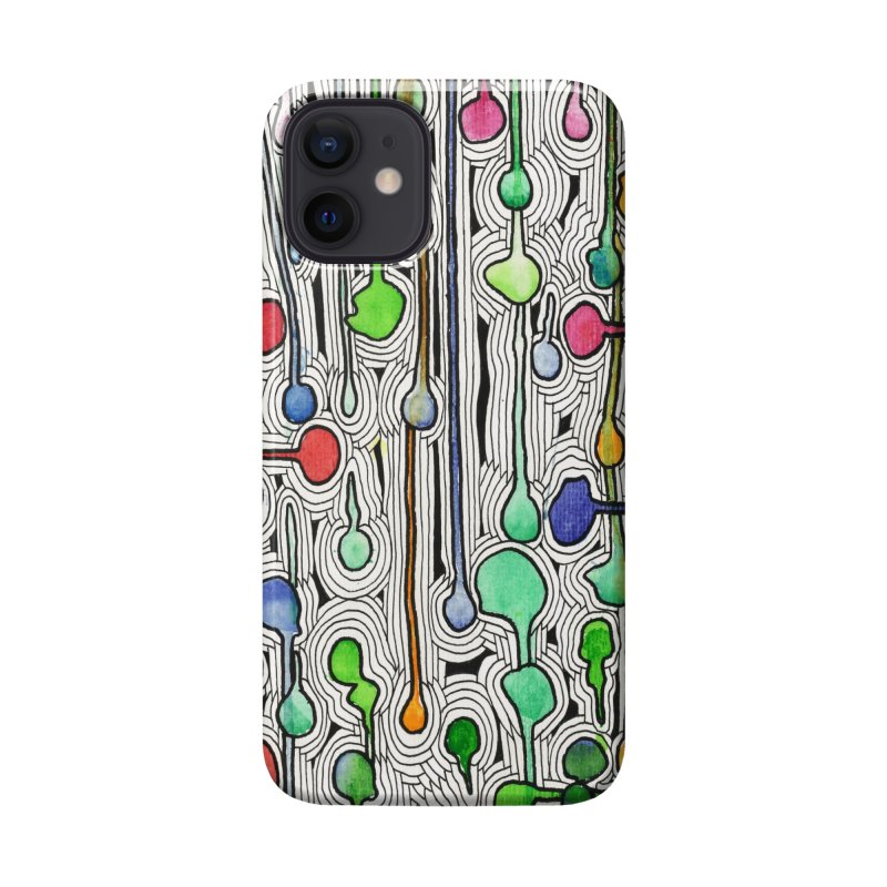 Talking Heads Accessories Phone Case by Zia Foley's Artist Shop
