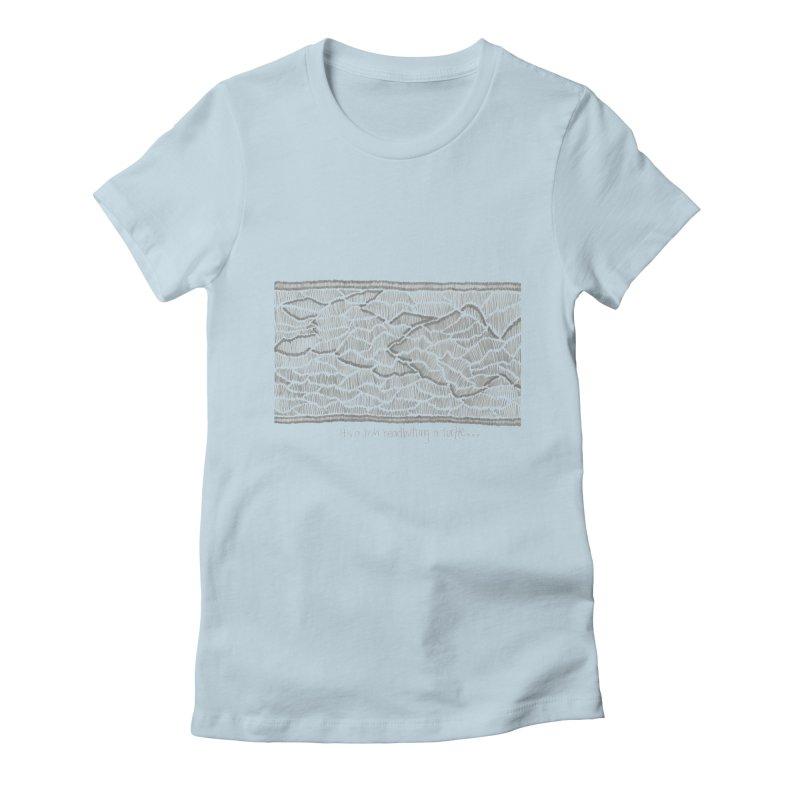 Headbutt Women's T-Shirt by Zia Foley's Artist Shop