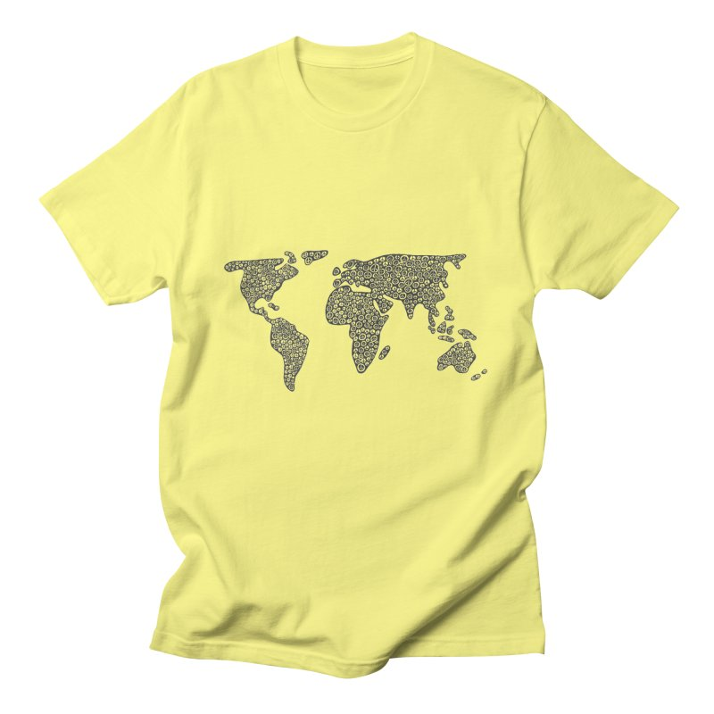 Peace to the World Women's T-Shirt by Zia Foley's Artist Shop