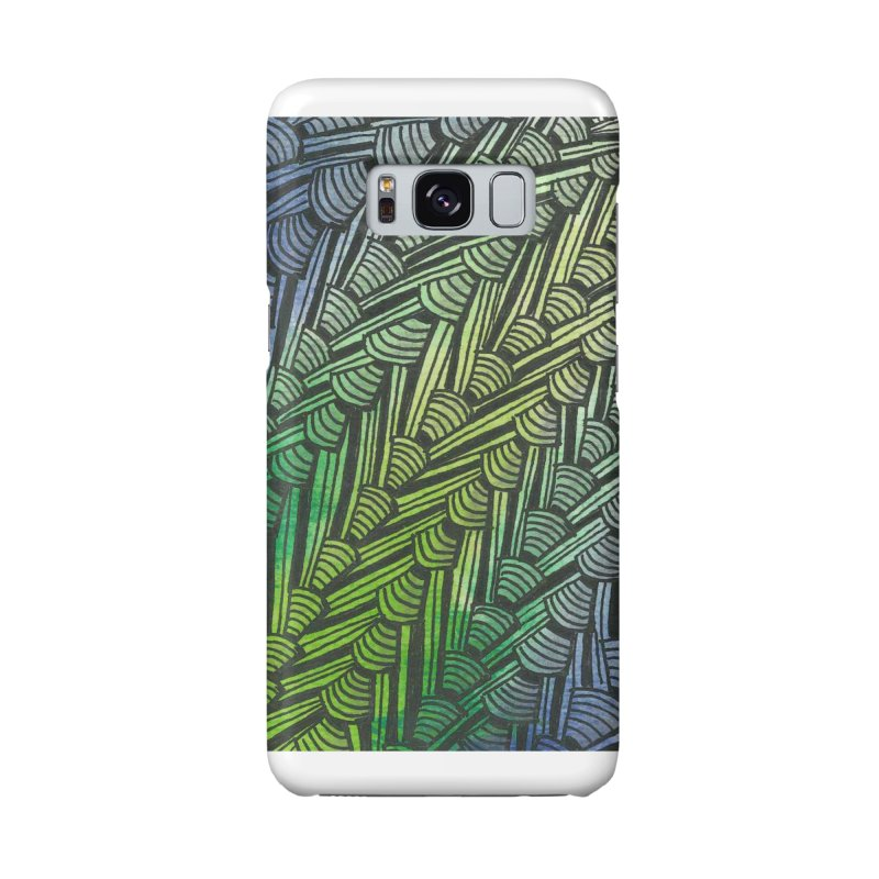 Braided Water Accessories Phone Case by Zia Foley's Artist Shop