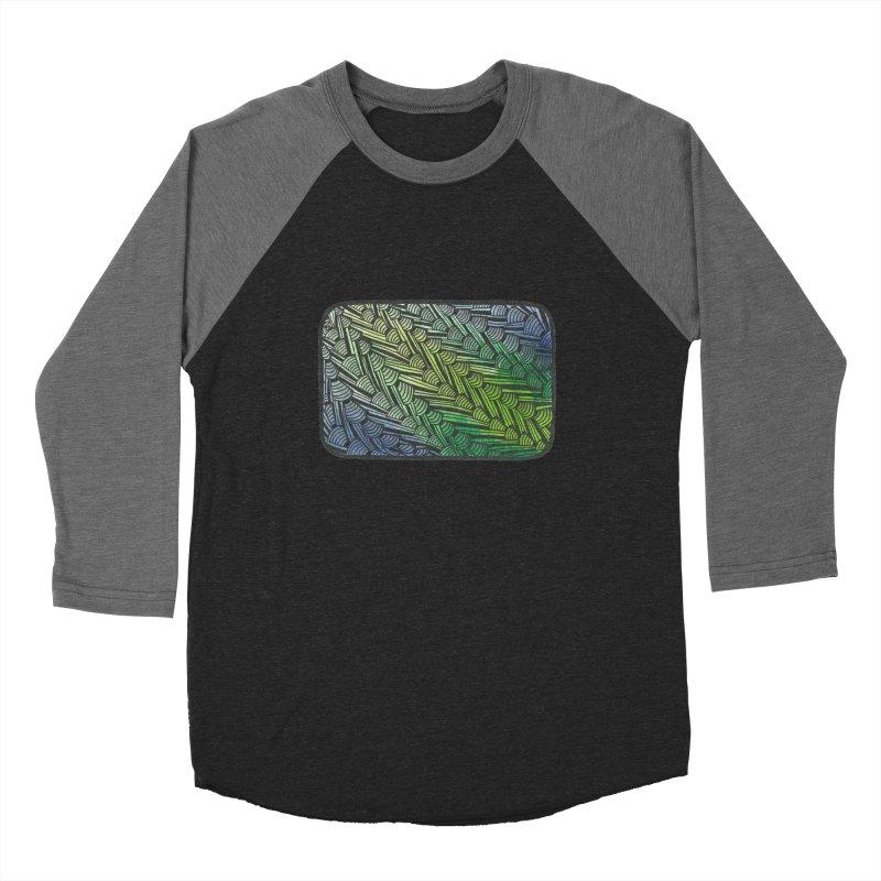 Braided Water Men's Longsleeve T-Shirt by Zia Foley's Artist Shop