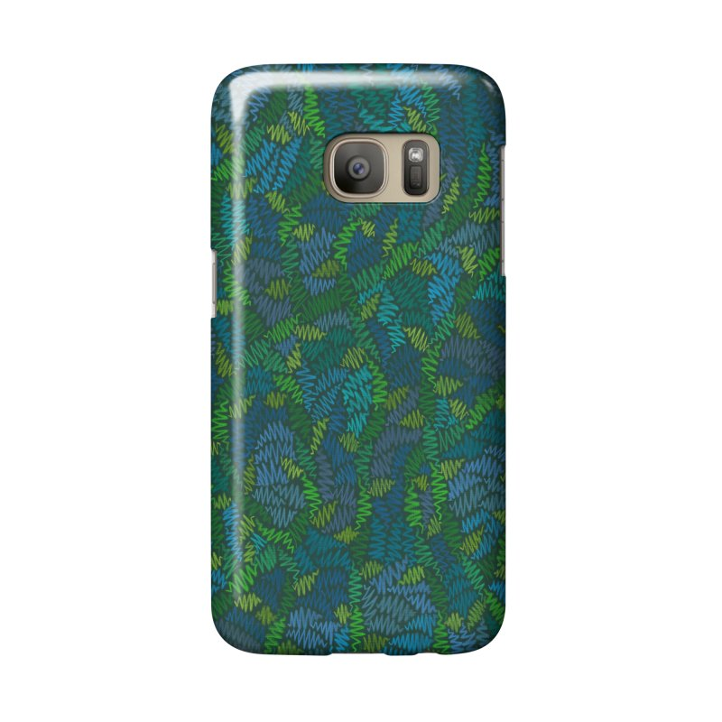 Creeping Vines Accessories Phone Case by Zia Foley's Artist Shop