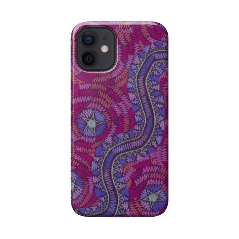 A Path Through the Stars Accessories Phone Case by Zia Foley's Artist Shop