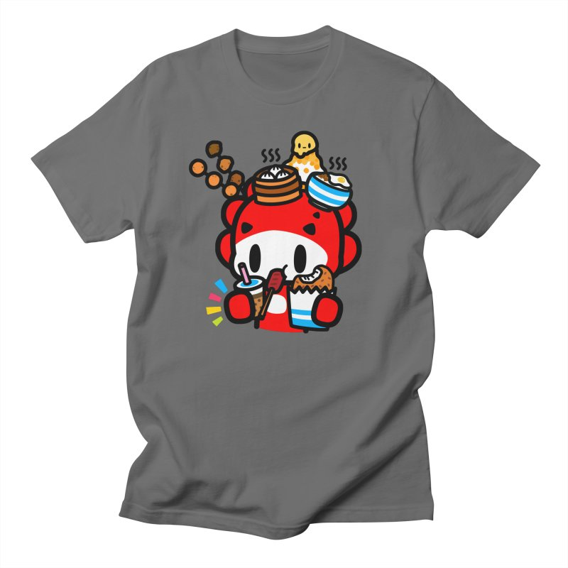 food food food... Men's T-Shirt by Ziqi - Monster Little