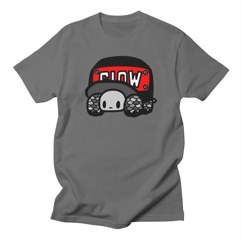 Cap Turtle Men's T-Shirt by Ziqi - Monster Little