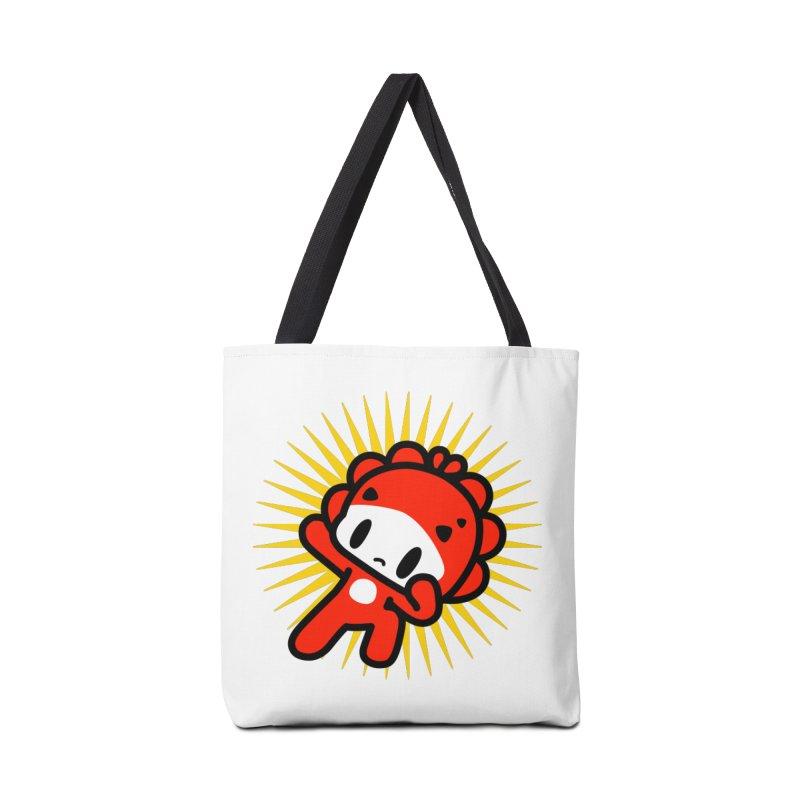 power! power!! power!!! Accessories Bag by Ziqi - Monster Little