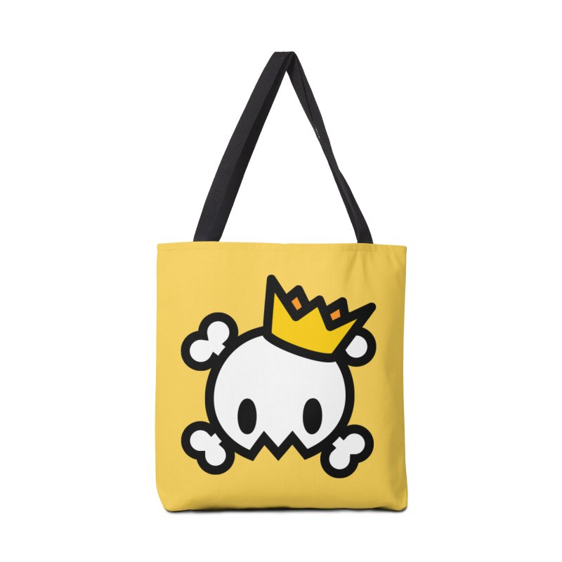 King Skull Accessories Bag by Ziqi - Monster Little