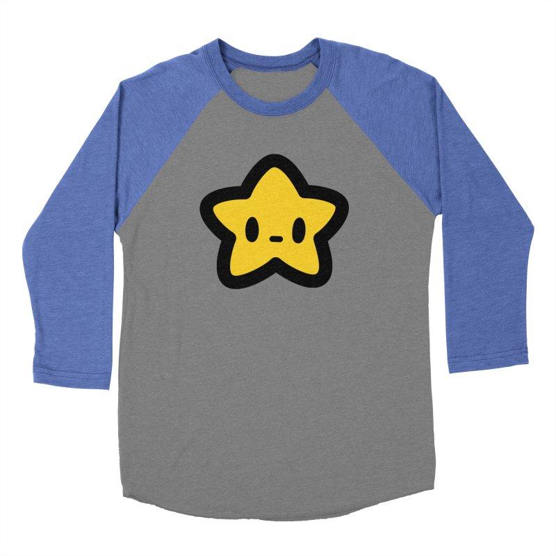 I am your star! Women's Baseball Triblend Longsleeve T-Shirt by Ziqi - Monster Little