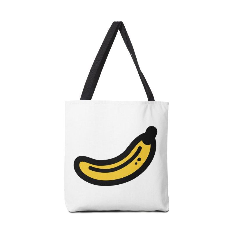 banana banana banana... Accessories Bag by Ziqi - Monster Little