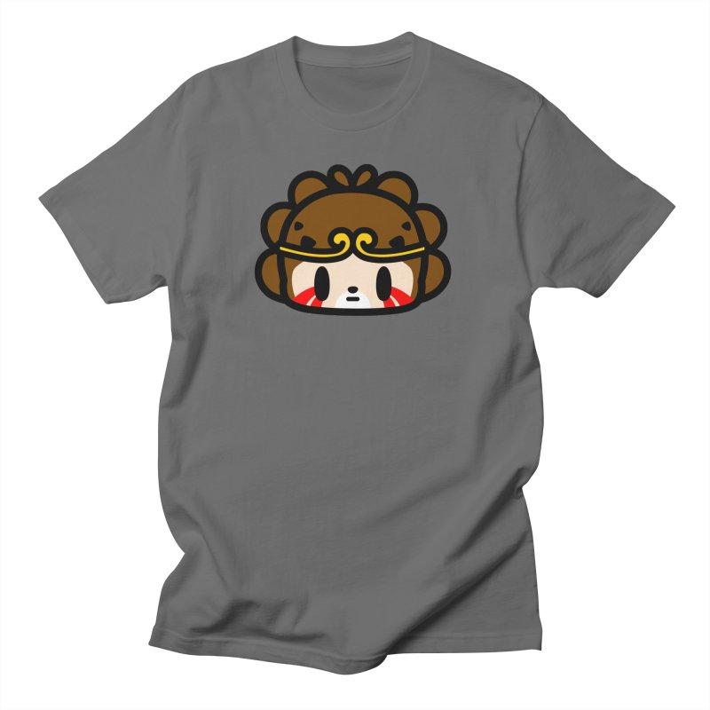 I am monkey king Men's T-Shirt by Ziqi - Monster Little