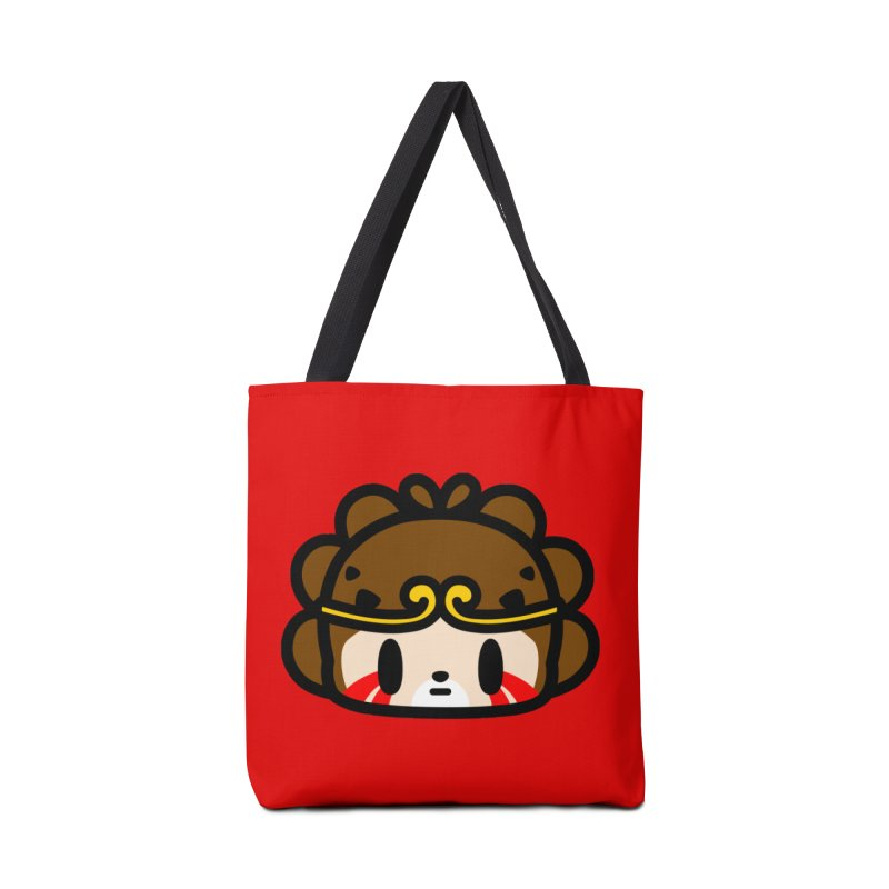 I am monkey king Accessories Bag by Ziqi - Monster Little