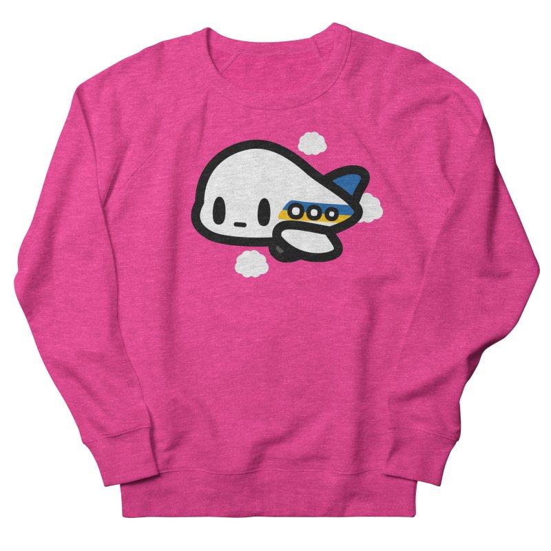 plane Women's Sweatshirt by Ziqi - Monster Little