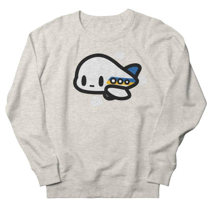 plane Men's Sweatshirt by Ziqi - Monster Little