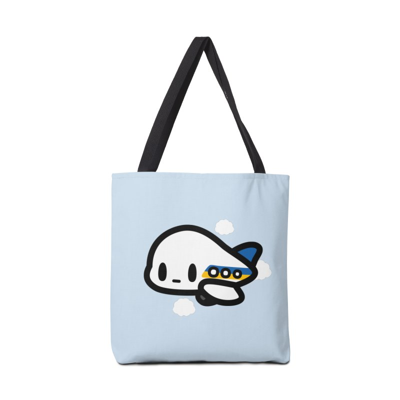 plane Accessories Tote Bag Bag by Ziqi - Monster Little