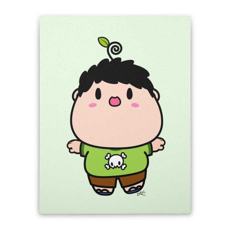 nasu boy   by Ziqi - Monster Little