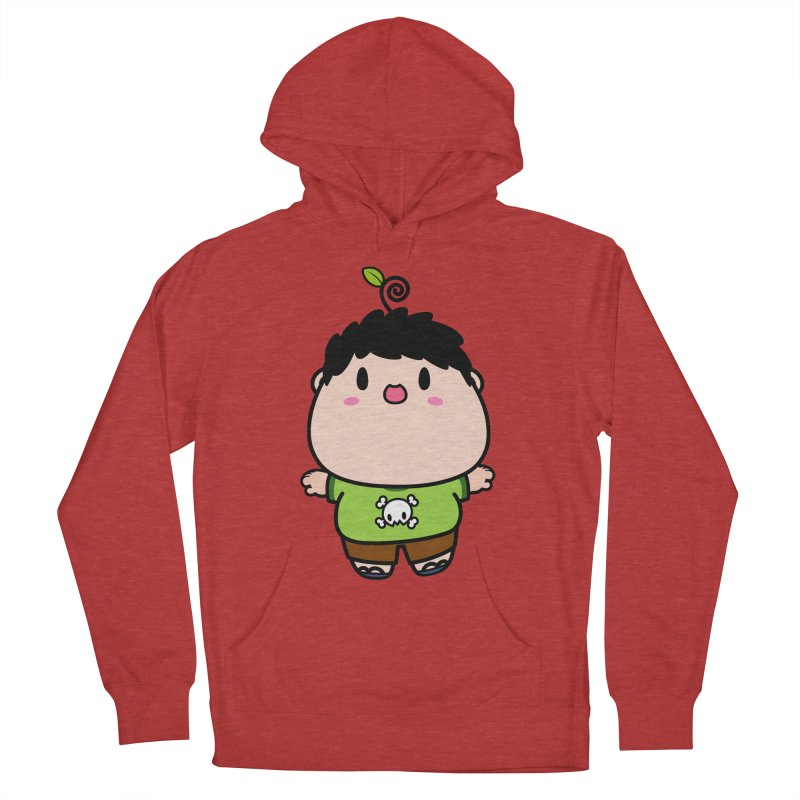 nasu boy Women's French Terry Pullover Hoody by Ziqi - Monster Little