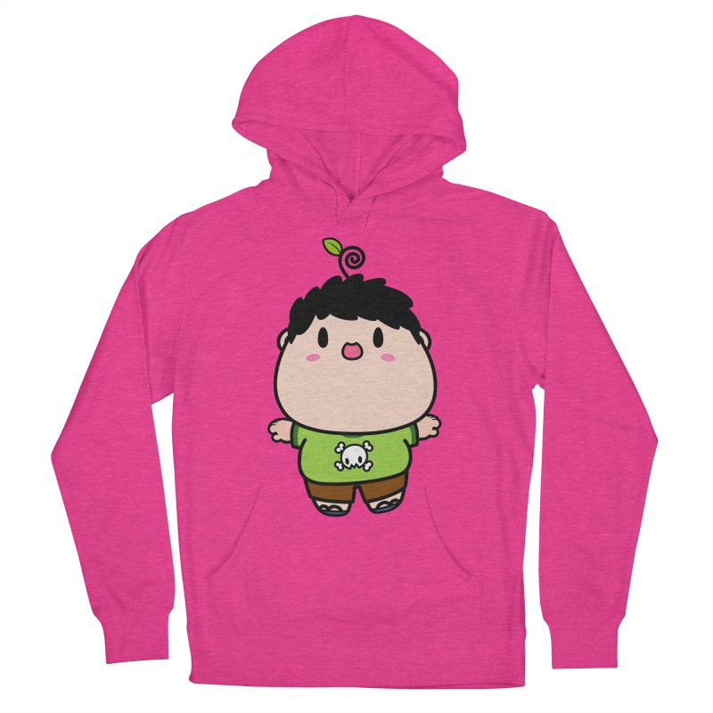 nasu boy Men's French Terry Pullover Hoody by Ziqi - Monster Little