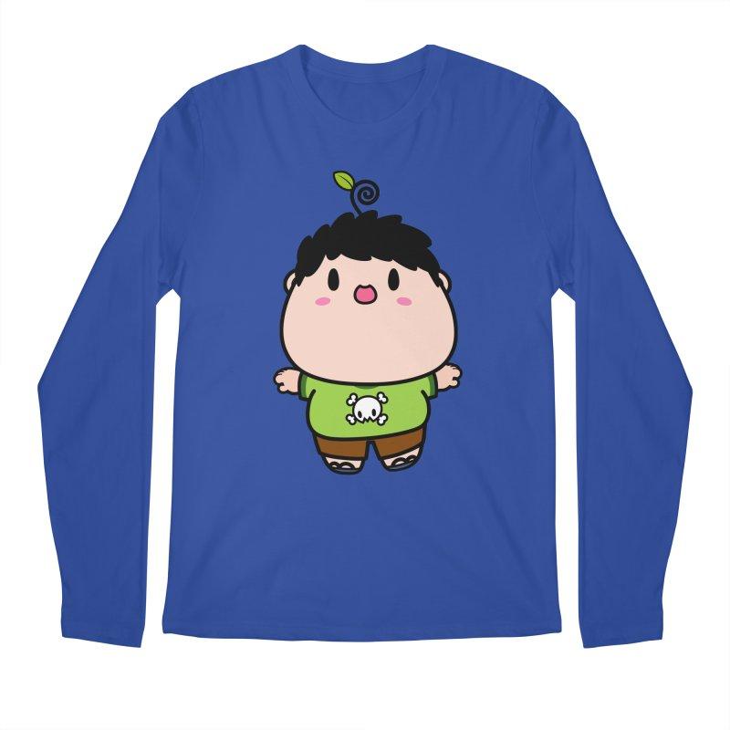 nasu boy Men's Longsleeve T-Shirt by Ziqi - Monster Little