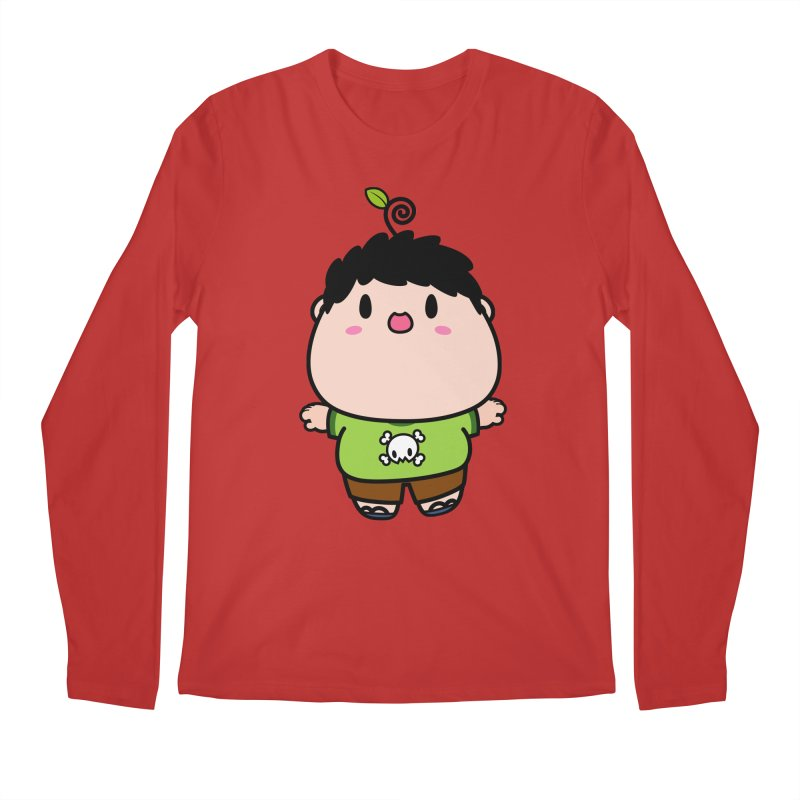 nasu boy Men's Longsleeve T-Shirt by Ziqi - Monster Little