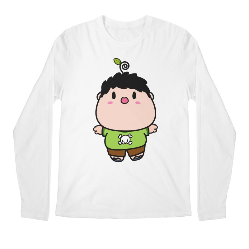 nasu boy Men's Regular Longsleeve T-Shirt by Ziqi - Monster Little