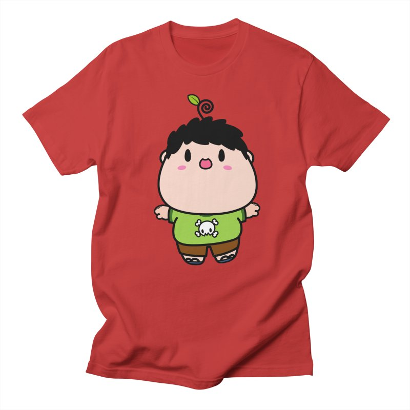 nasu boy Men's T-Shirt by Ziqi - Monster Little