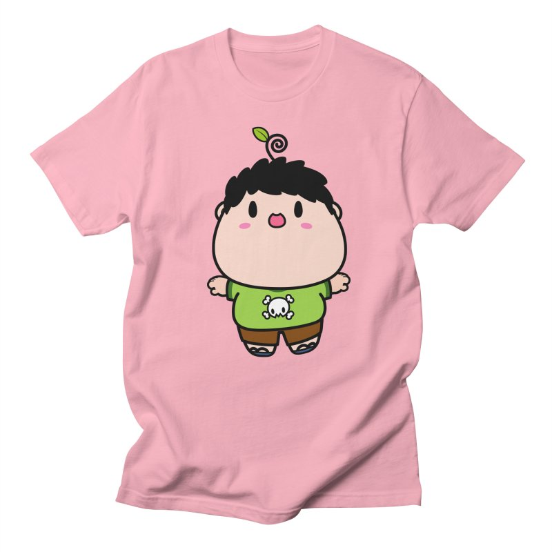 nasu boy Men's T-shirt by Ziqi - Monster Little
