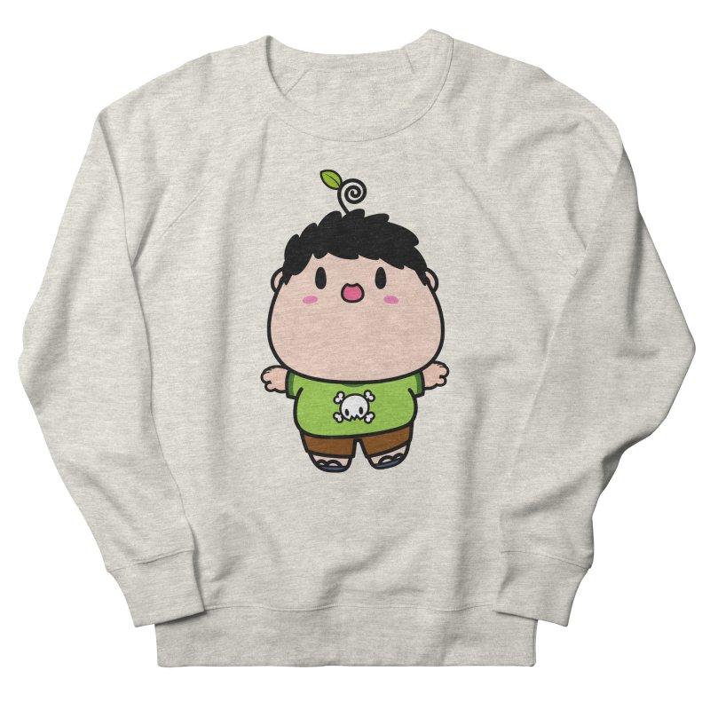 nasu boy Women's French Terry Sweatshirt by Ziqi - Monster Little