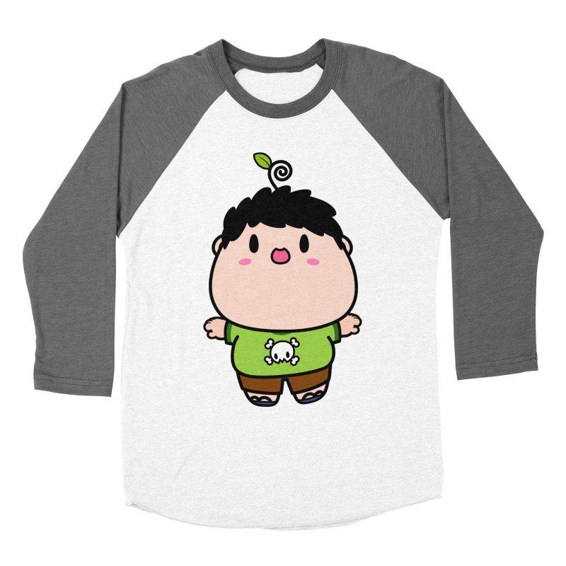 nasu boy Women's Baseball Triblend T-Shirt by Ziqi - Monster Little