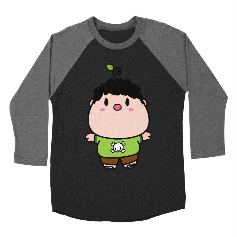 nasu boy Men's Baseball Triblend T-Shirt by Ziqi - Monster Little