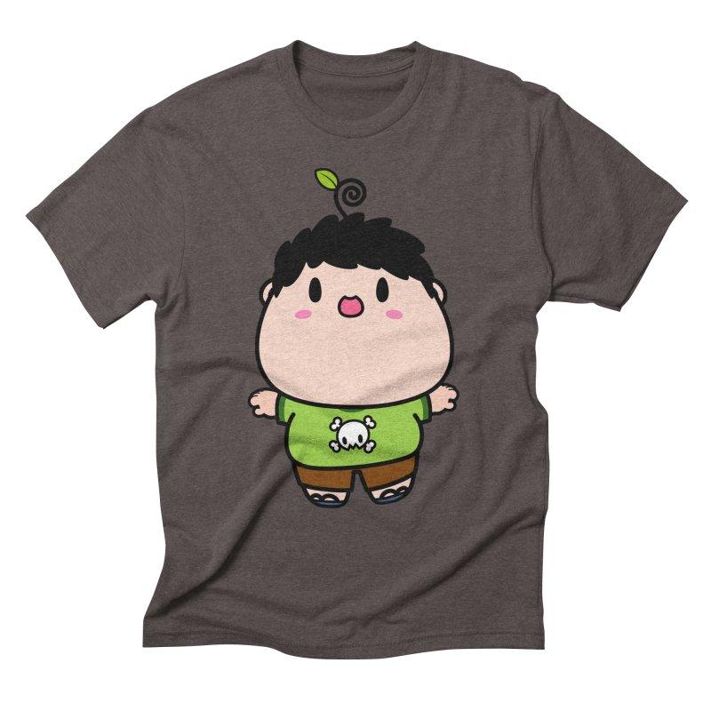 nasu boy Men's Triblend T-shirt by Ziqi - Monster Little