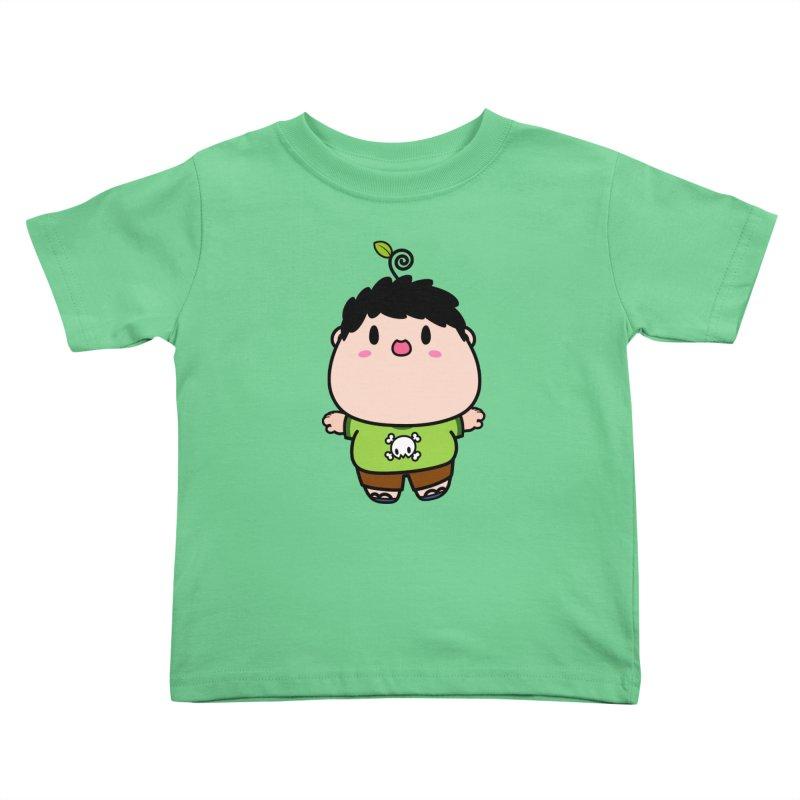 nasu boy Kids Toddler T-Shirt by Ziqi - Monster Little