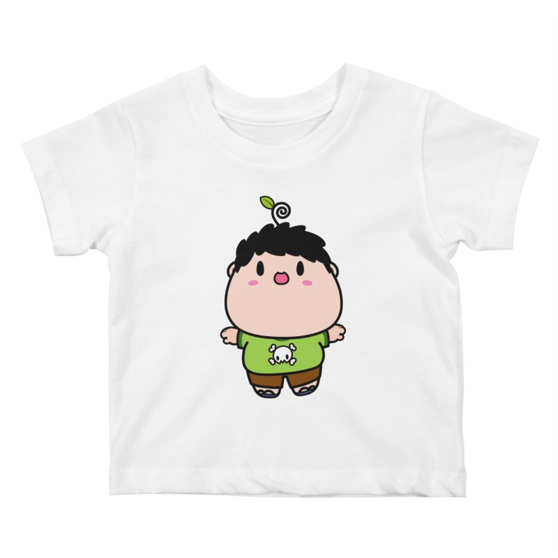 nasu boy Kids Baby T-Shirt by Ziqi - Monster Little