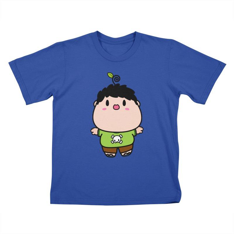 nasu boy Kids T-Shirt by Ziqi - Monster Little