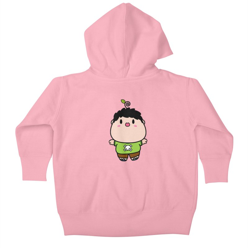 nasu boy Kids Baby Zip-Up Hoody by Ziqi - Monster Little