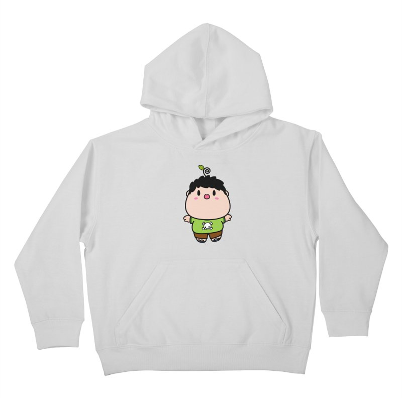 nasu boy Kids Pullover Hoody by Ziqi - Monster Little