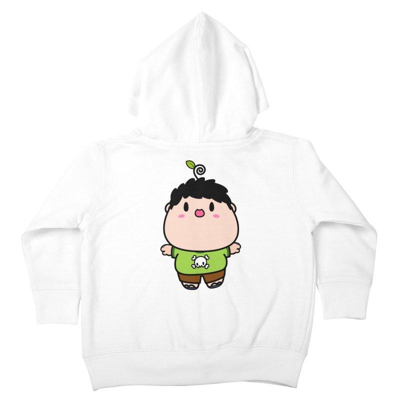nasu boy Kids Toddler Zip-Up Hoody by Ziqi - Monster Little