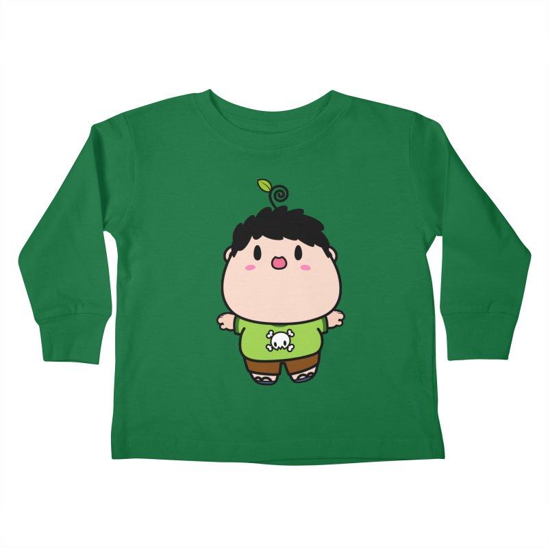 nasu boy Kids Toddler Longsleeve T-Shirt by Ziqi - Monster Little